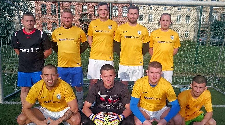 Drużyna ATLETICO MOMENT FINANSE | Toruńska Liga Szóstek Piłkarskich