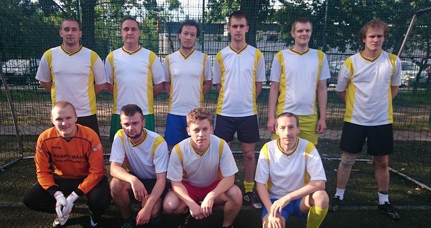 Drużyna DZWONECZKI USCHI | Toruńska Liga Szóstek Piłkarskich