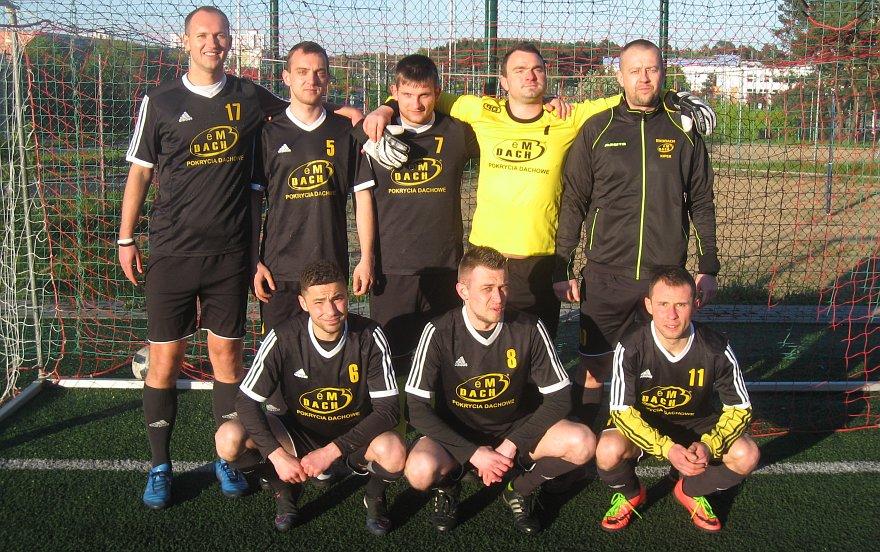Drużyna EM3DACH | Toruńska Liga Szóstek Piłkarskich