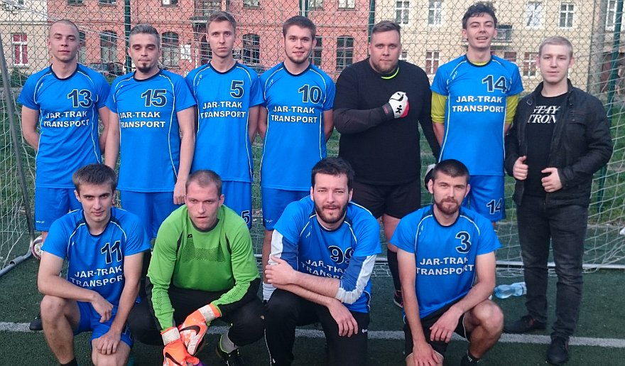 Drużyna JAR-TRAK TRANSPORT | Toruńska Liga Szóstek Piłkarskich