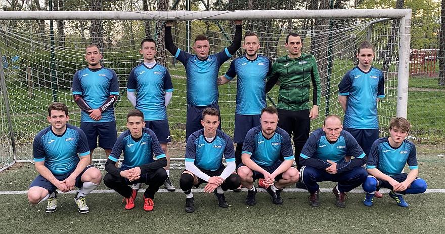 Drużyna LECH PREMIUM SPORT | Toruńska Liga Szóstek Piłkarskich