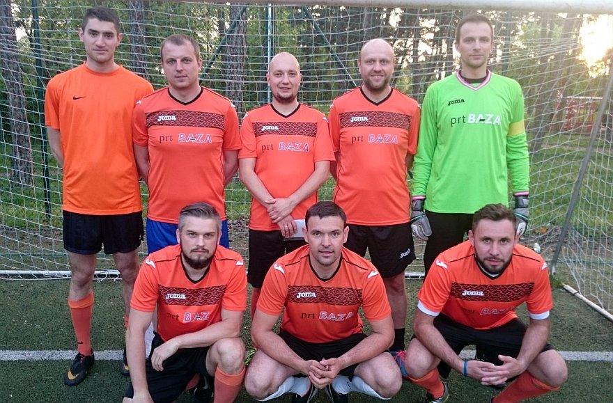Drużyna PRT BAZA | Toruńska Liga Szóstek Piłkarskich