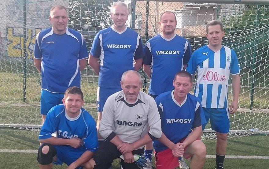 Drużyna WRZOSY | Toruńska Liga Szóstek Piłkarskich